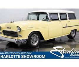1955 CHEVROLET 210 WAGON RESTOMOD