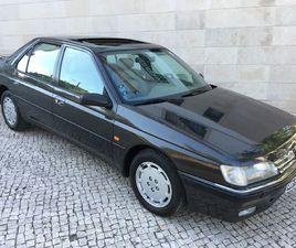 PEUGEOT 605 2.0 SVI 59000 KMS A GASOLINA NA AUTO COMPRA E VENDA