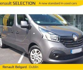 RENAULT TRAFIC TRAFIC MINIBUS LL29 SPORT FOR SALE IN DUBLIN FOR €40559 ON DONEDEAL