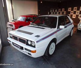 LANCIA DELTA INT. MARTINI RALLY 5 - 92