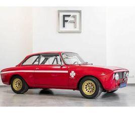 ALFA ROMEO 1300 GT (FULL GTA JUNIOR GROUP 2 RECREATION) A GASOLINA NA AUTO COMPRA E VENDA