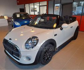 II CABRIOLET 1.6 98 ONE
