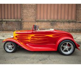 FOR SALE: 1930 FORD ROADSTER IN WALLINGFORD, CONNECTICUT