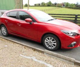 MAZDA 3, 2016 !!! LOW MILEAGE!!!!!! FOR SALE IN LIMERICK FOR €14950 ON DONEDEAL