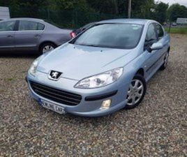 PEUGEOT 407 SR 1.6HDI 4DR FOR SALE IN CLARE FOR €1795 ON DONEDEAL