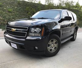 CHEVROLET TAHOE BLINDADA NIVEL 3PLUS
