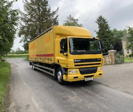 2014 DAF CF 75.250 CURTAIN SIDER FOR SALE IN ARMAGH FOR € ON DONEDEAL