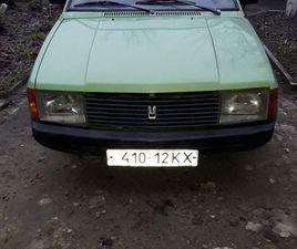МОСКВИЧ 2141 1.5 MT (72 Л.С.) 1992