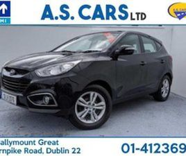 HYUNDAI IX35 STYLE CRDI 5DR FOR SALE IN DUBLIN FOR €8645 ON DONEDEAL