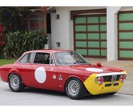 1965 ALFA ROMEO GTA FOR SALE