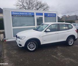 BMW X3 (F25) XDRIVE20DA 190CH LOUNGE PLUS