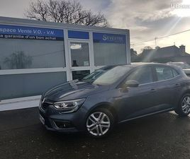 RENAULT MEGANE IV 1.2 TCE 130CH ENERGY INTENS
