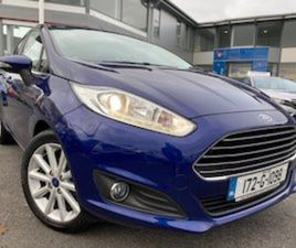 FORD FIESTA TITANIUM 1.5 75PS M5 4D FOR SALE IN GALWAY FOR €15950 ON DONEDEAL
