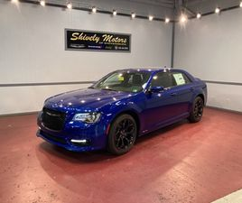 BRAND NEW BLUE COLOR 2020 CHRYSLER 300 S FOR SALE IN SHIPPENSBURG, PA 17257. VIN IS 2C3CCA