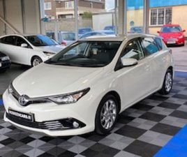 TOYOTA AURIS BUSINESS EDITION 1.6 D4D 2015 FOR SALE IN CORK FOR €12995 ON DONEDEAL