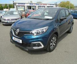 RENAULT CAPTUR PLAY TCE 90 MY18 5DR SUV FOR SALE IN DUBLIN FOR €16750 ON DONEDEAL