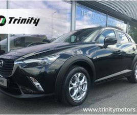MAZDA CX-3 1.5 D EXECUTIVE SE 1 OWNER TRINITY MOT FOR SALE IN WEXFORD FOR €15950 ON DONEDE