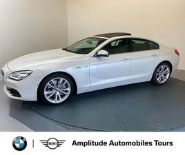 GRAN COUPE 640DA XDRIVE 313CH EXCLUSIVE