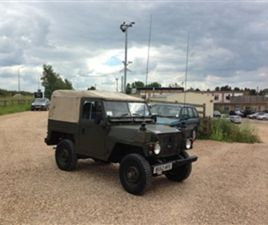 USED 1984 LAND ROVER SERIES III AIR PORTABLE RARE ORIGINAL VERSION NOT SPECIFIED 103,000 M