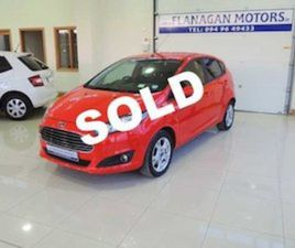 FORD FIESTA MCA ZETEC 1.5 75PS M5 5DR 4DR FOR SALE IN MAYO FOR € ON DONEDEAL