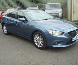MAZDA 6 2.2 SE 150PS FOR SALE IN DUBLIN FOR €10950 ON DONEDEAL
