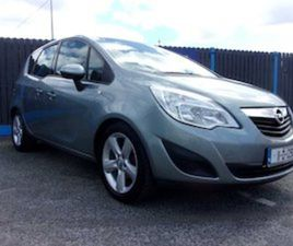 OPEL MERIVA, 2011 LOW MILEAGE FOR SALE IN DUBLIN FOR €5450 ON DONEDEAL