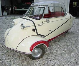 1955 MESSERSCHMITT KR200 FOR SALE