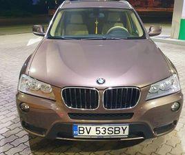 BMW X 3 2014 * UNIC PROPRIETAR *