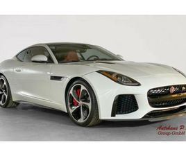 JAGUAR F-TYPE 5.0, R, AWD, PANORAMIC, FULL-CARBON