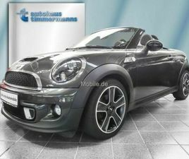 MINI COOPER SD ROADSTER NAVI XENON HARMAN/KARDON