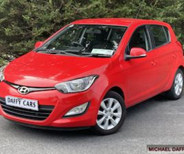 HYUNDAI I20 1.1 CRDI ACTIVE 5DR 2012 FOR SALE IN KERRY FOR €6500 ON DONEDEAL