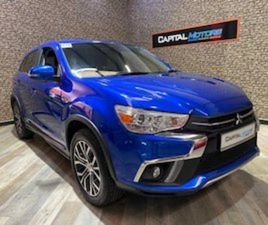 MITSUBISHI ASX 1.6 SPEC 3 CAR NUM 456 FOR SALE IN DUBLIN FOR €17950 ON DONEDEAL