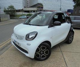 SMART FORTWO 1.0 PRIME CABRIOLET TWINAMIC (S/S) 2DR