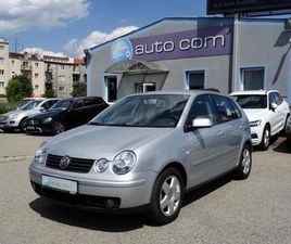 VOLKSWAGEN POLO 1.9TDI HIGHLINE CLIMATRONIC