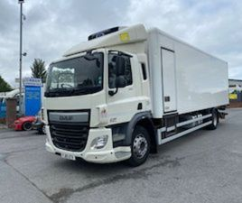 2015 DAF CF 250 18 TON MULTI TEMP FRIDGE + LIFT FOR SALE IN ARMAGH FOR €1 ON DONEDEAL