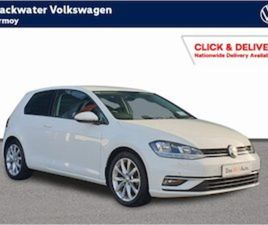VOLKSWAGEN GOLF GOLF 1.0TSI 110BHP 3DR HIGHLINE W FOR SALE IN CORK FOR €20950 ON DONEDEAL
