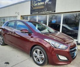 HYUNDAI I30 1.6 DELUXE 5DR-EXCELLENT CONDITION FOR SALE IN KERRY FOR €13450 ON DONEDEAL