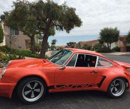 FOR SALE: 1971 PORSCHE 911 CARRERA IN SAN LUIS OBISPO, CALIFORNIA