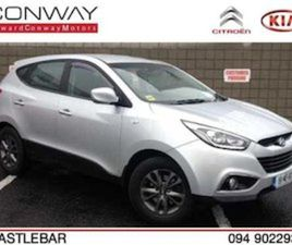 HYUNDAI IX35 1.7 DIESEL CELEBRATION LE 2WD 115HP FOR SALE IN MAYO FOR €13000 ON DONEDEAL