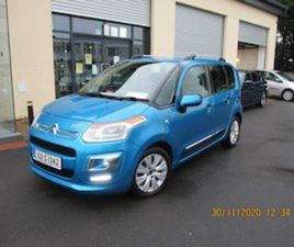 CITROEN C3 PICASSO EXCLUSIVE 1.6 TDI, 2013 FOR SALE IN CORK FOR €7500 ON DONEDEAL