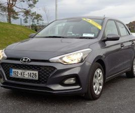 HYUNDAI I20 CLASSIC - 1 OWNER FOR SALE IN KILDARE FOR €16450 ON DONEDEAL