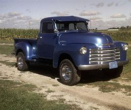 FOR SALE: 1950 CHEVROLET 3100 IN WEST PITTSTON, PENNSYLVANIA