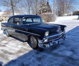 FOR SALE: 1956 CHEVROLET 210 IN WEST PITTSTON, PENNSYLVANIA