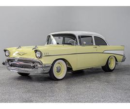 FOR SALE: 1957 CHEVROLET 210 IN CONCORD, NORTH CAROLINA
