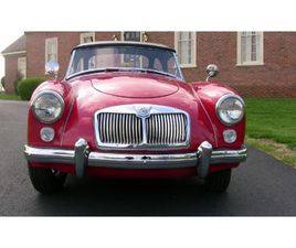 FOR SALE: 1959 MG MGA IN CORNELIUS, NORTH CAROLINA
