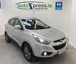 HYUNDAI IX35 1.7D EXECUTIVE, FINANCE AVAILABLE FOR SALE IN LIMERICK FOR €14995 ON DONEDEAL