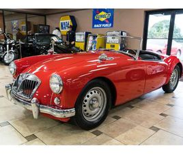 FOR SALE: 1959 MG MGA IN VENICE, FLORIDA