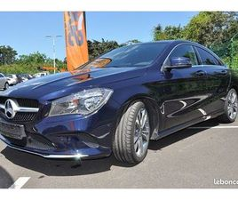 MERCEDES CLA CLASSE BUSINESS 180 7-G DCT
