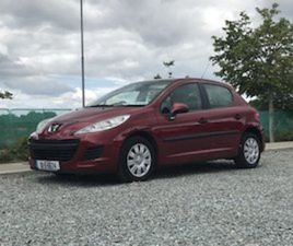 PEUGEOT 207 1.4 HDI 6 FOR SALE IN DUBLIN FOR €4000 ON DONEDEAL