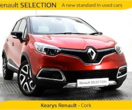 RENAULT CAPTUR SIGNATURE 1.5 DCI FOR SALE IN CORK FOR €16400 ON DONEDEAL